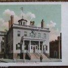 Custom House Salem, Massachusetts-Antique Unused UNDIVIDED Building Postcard