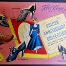 Red Cross Shoes Golden Anniv. Advertising Postcard 1941-Kaplan's Santa Paula, CA