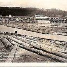 WILLAMETTE NATIONAL LUMBER CO-SWEET HOME, ORE-VINTAGE RPPS REAL PHOTO POSTCARD