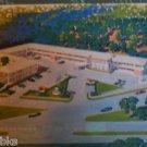 Iwo Jima Motor Hotel AAA Rated - Arlington, Virginia- Vintage 1960's Postcard
