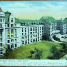 MUSEUM OF NATURAL HISTORY, NEW YORK - ANTIQUE UNDIVIDED BACK BUILDING POSTCARD