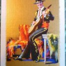 """GUITARRISTA"" SPANISH MAN - VINTAGE DECO NARROW NAMED SWAP PLAYING CARD SINGLE"