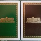 Union Tank Car Co. RR Train Advertising-Vintage Deco Travel Swap Playing Cards
