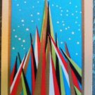 """ASPIRATION"" - ART DECO GRAPHIC-VINTAGE NARROW NAMED NN SWAP PLAYING CARD SINGLE"