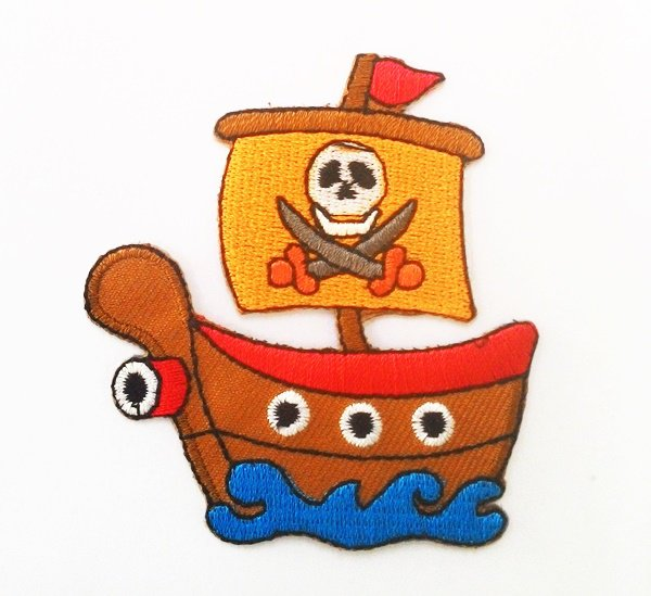 Pirate/ship anime patch.