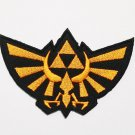 """The Legend Of Zelda"" Iron On Patch."