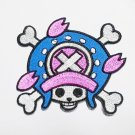 Tony Tony chopper One Piece Anime. Sew On Or Iron On Patch.