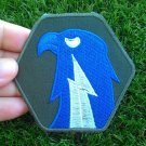 flash eagle army logo Iron On Patch.