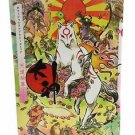 Okami Official Anthology Japanese Manga Capcom Japan Import Used