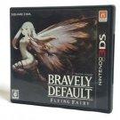 Bravely Default Flying Fairy Japan Nintendo 3DS Game Japanese Import RPG