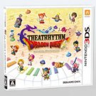 Dragon Quest Theatrythm Nintendo 3DS Game Japanese Import DQ NEW
