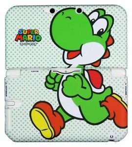 Yoshi Nintendo 3DS LL XL Hard Cover Nintendo Character Japan Import
