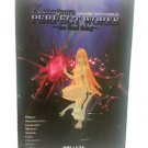 Xenogears Perfect Works The Real thing book Japan Square Import