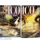 ICO PS2 Game Japanese Novel set of 2 Books Used