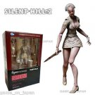 Silent Hill 2 PS2 Figure Bubble Head Nurse Figma Action Figure Statue