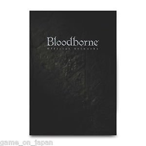 Bloodborne Official Artworks PlayStation 4 PS4 Action RPG NEW