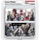 Fire Emblem If New Nintendo 3DS Cover Kisekae Plate Japan Import