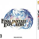 Final Fantasy Explorers Nintendo 3DS Game Japanese Import RPG NEW