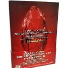Final Fantasy 20th Anniversary Ultimania File 1: Characters Japanese Import USED