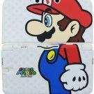Super Mario Bros Nintendo 3DS LL XL Hard Cover Japan Import