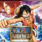 One Piece Kaizoku Musou PS3 Bandai Japanese Luffy Game Used