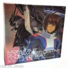 Gundam Seed Destiny Complete Best Soundtrack OST Anime Music Import Japan