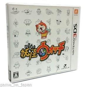 Yokai Watch Nintendo 3DS Nintendo 3DS Game Japanese Import Yo-kai Watch RPG