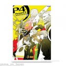 Persona 4 Artwork Official Design Works Atlus Japan Import Used