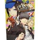Persona 4 Golden Comic Anthology Manga Japanese Import Used