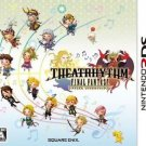 Final Fantasy Theatrythm Nintendo 3DS Game Japanese Import FF USED