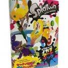 Splatoon Ikasu ArtBook Nintendo Wii U Japan NEW