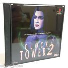 Clock Tower 2 PS1 Japanese Survival Horror Japan Import Used