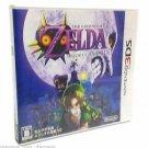 Legend of Zelda Majora's Mask Nintendo 3DS Game Japan Import RPG Used