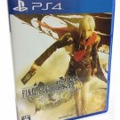 Final Fantasy Type-0 HD Zero PS4 Square Enix Japanese RPG Import Game USED