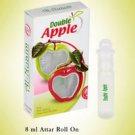Al Nuaim Double Apple 8ml Attar Perfume Oil Alcohol Free by Ambrosial