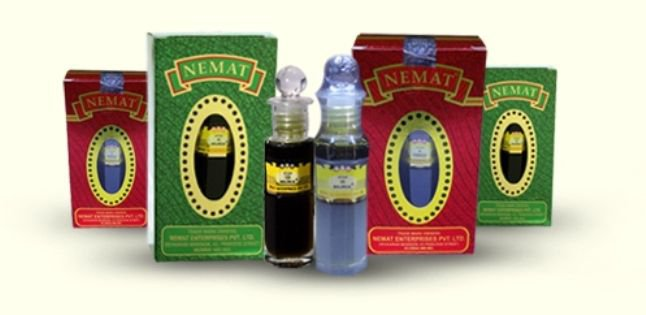 Nemat Shamama 96 25ml Attar Perfume Oil Alcohol Free Natural