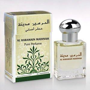 Al Haramain Madinah 15ml Attar Concentrated Perfume Oil by Ambrosial
