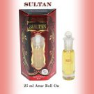 Al Nuaim Sultan 25ml Attar Perfume Oil Alcohol Free Natural by Ambrosial