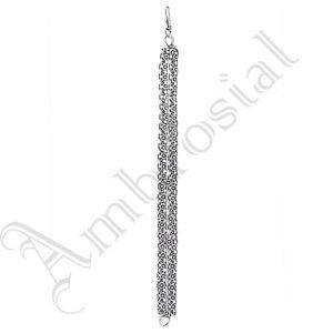 Oxidised White Metal Handcrafted Indian Ethnic Women Gypsy Bracelet Jewelry 04