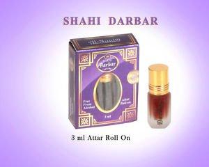 Al Nuaim Shahi Darbar 3ml Attar Perfume Oil Alcohol Free Natural by Ambrosial