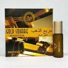 Madni 7ml Gold Square Exotic Extrait de Parfum | Attar | Ittar | Perfume