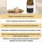 Ambrosial Calamus Essential Oil 100% Pure Organic Natural Uncut 10ml to 1000ml