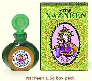 Nemat Nazneen 1.5ml Attar Perfume Oil Alcohol Free Natural Buy 1 Get 1 Free