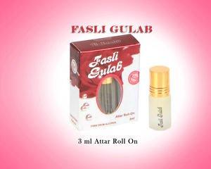 Al Nuaim Fasli Gulab 3ml Attar Perfume Oil Alcohol Free Natural by Ambrosial