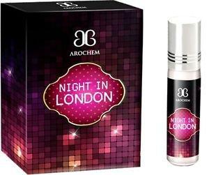 Arochem Night in London Oriental Attar Concentrated Arabian Perfume Oil 6ml