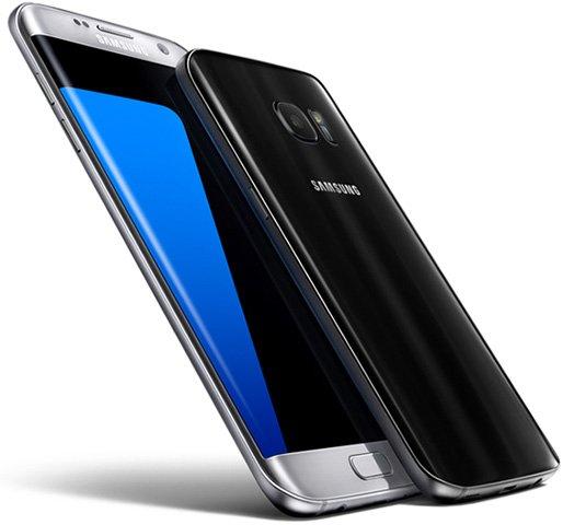 Samsung Galaxy S7 - BLACK