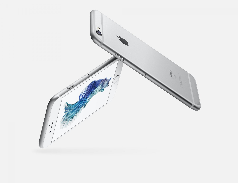 (SL) iPhone 6S Plus 64gb Unlocked - SILVER