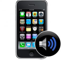 Apple iPhone 3gS Audio Replacement