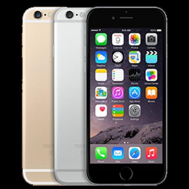(BL) iPhone 6 16gb Unlocked - BLACK