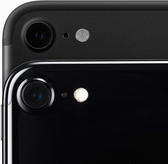 (JBL) iPhone 7 256GB - JET BLACK Unlocked